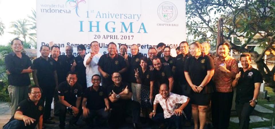 GM Hotel Indonesia, Siap Go International