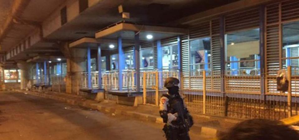 Bom Bunuh Diri di Terminal Kampung Melayu, Seorang Polisi Gugur