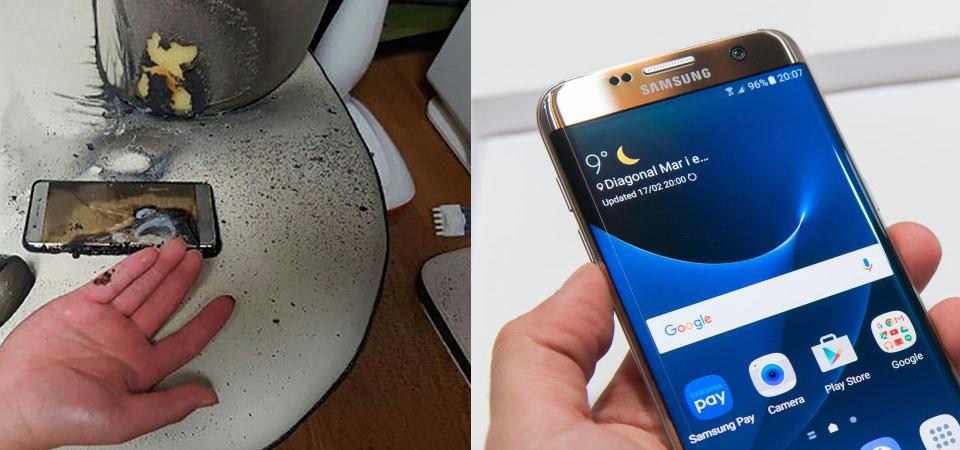 Samsung Komit atas Keamanan Baterai Galaxy S8 dan S8+