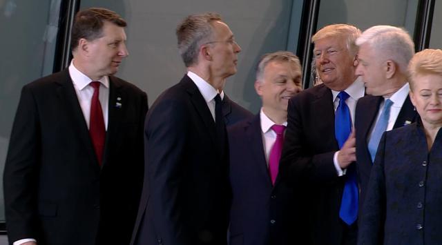 Kasar Bersikap, Trump Menuai Viral