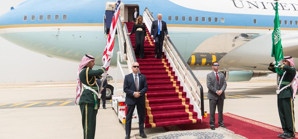 Trump Siap Melawat ke Mesir