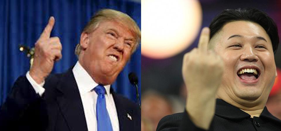 Trump Buka Pintu Ketemu dengan Kim Jong-Un