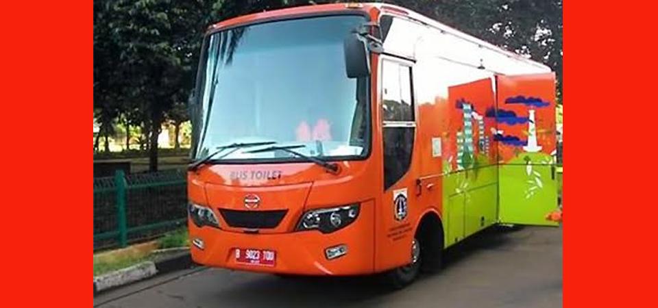 Belasan Miliar untuk Bus-bus Toilet