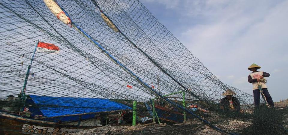 Cantrang Dilarang, Nelayan Melenggang