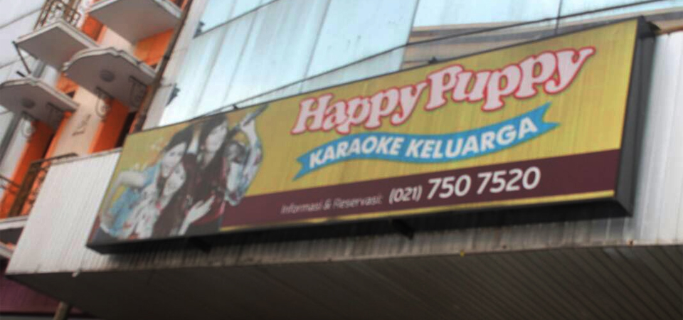 Happy Puppy, Pelopor Karaoke Keluarga