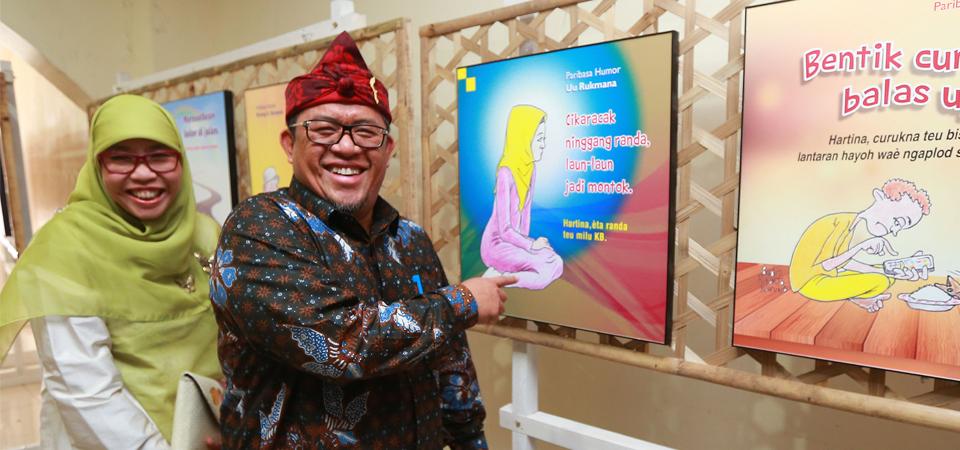 Netty Heryawan Maju di Tengah Suara Nyinyir