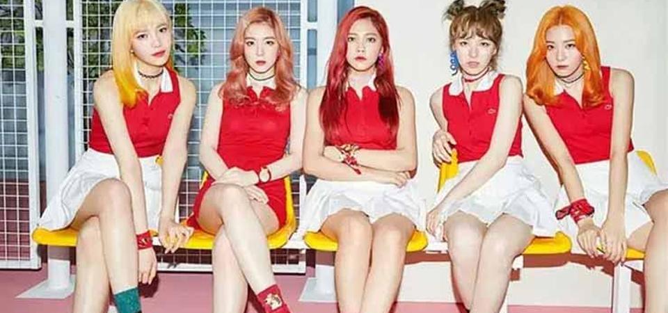 Red Velvet Gelar Konser Gratis di Jakarta