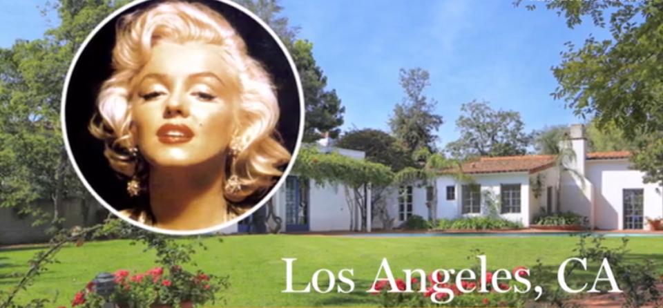Mau? Rumah Marilyn Monroe Dijual Hanya $ 6,9 juta