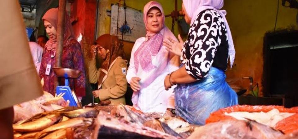 Makanan Berformalin di Pasar-pasar Pandeglang