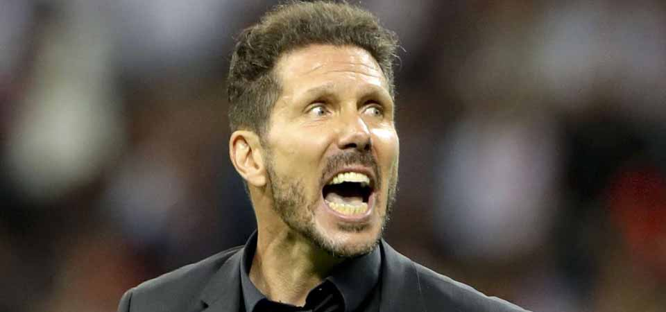 Simeone Janji Jungkirkan Madrid