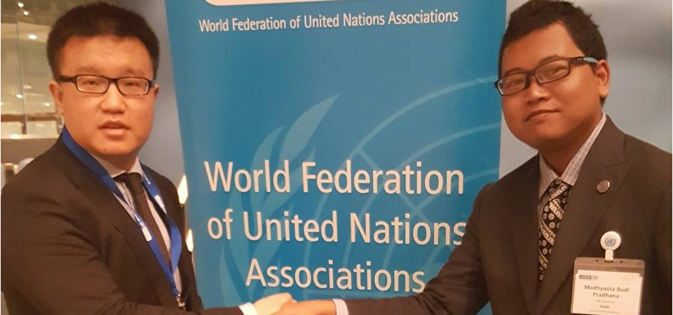 Mahasiwa Unibraw Raih Penghargaan PBB