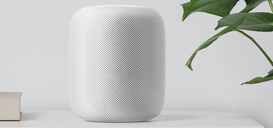 Apple Rilis Speaker HomePod