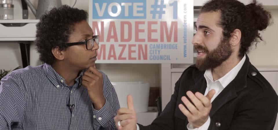Minoritas, tak Halangi Nadeem Mazem Raih Sukses di Amerika