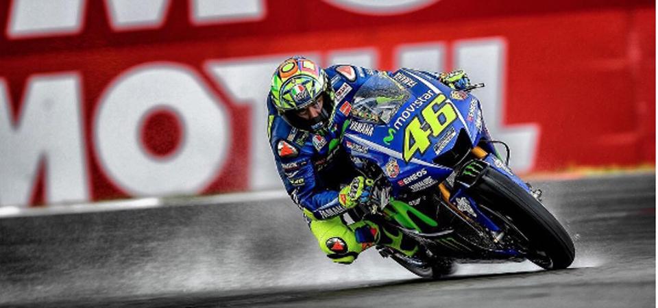 Valentino Rossi di Moto Grand Prix (MotoGP) di Sirkuit Assen, Belanda, Minggu (25/6/2017) [Foto: Instagram @valeyellow46]
