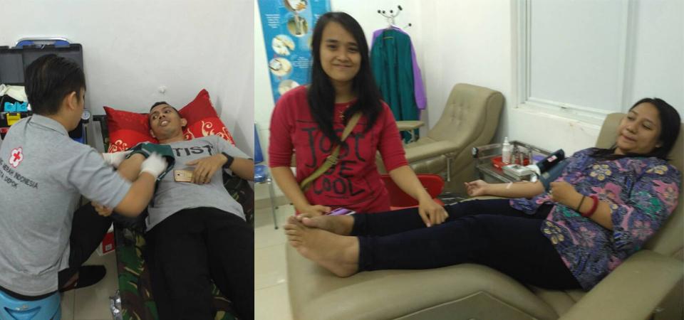 Sekantong Darah untuk Tiga Nyawa