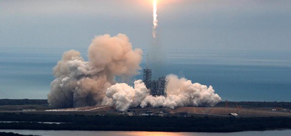 SpaceX Luncurkan Kargo ke ISS