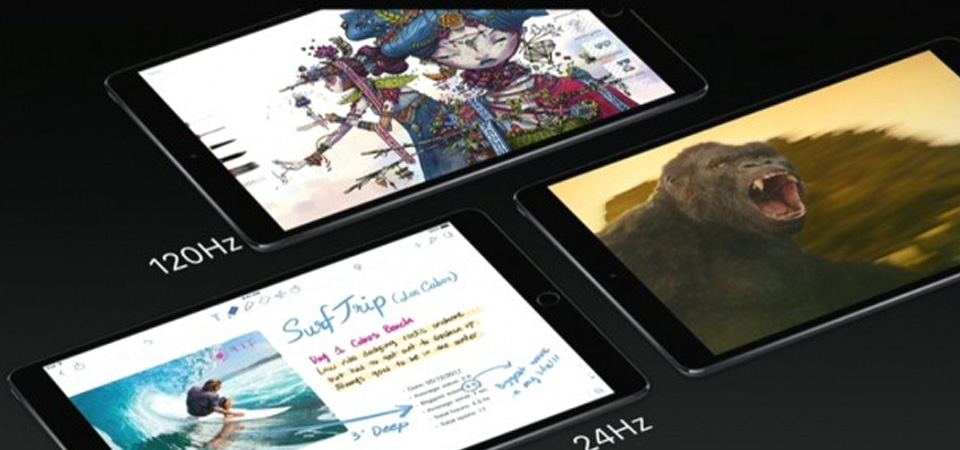 Apple Rilis iPad Pro 10,5 dan 12,9 inci