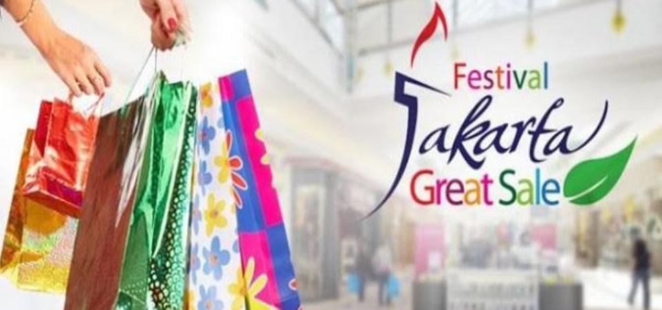Jakarta Great Sale Libatkan 40 Pasar Tradisional