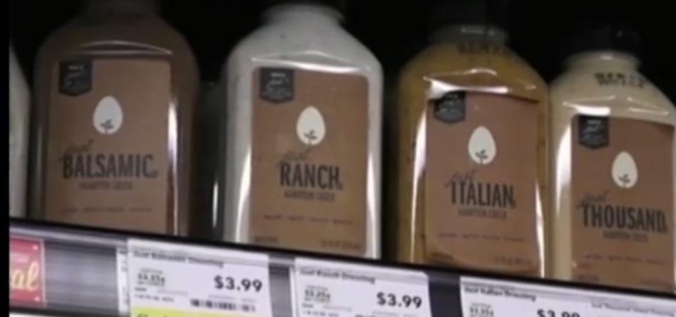 Keren, Generasi Baru Makanan Berbasis Nabati