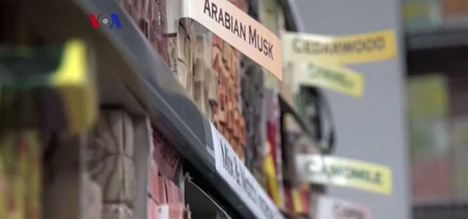 Mengintip Toko Busana Muslim Terbesar di Pantai Timur AS