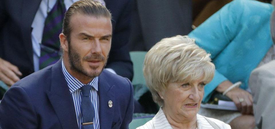 David Beckham 'ngeteh' di pesta teh pribadi di Istana Buckingham