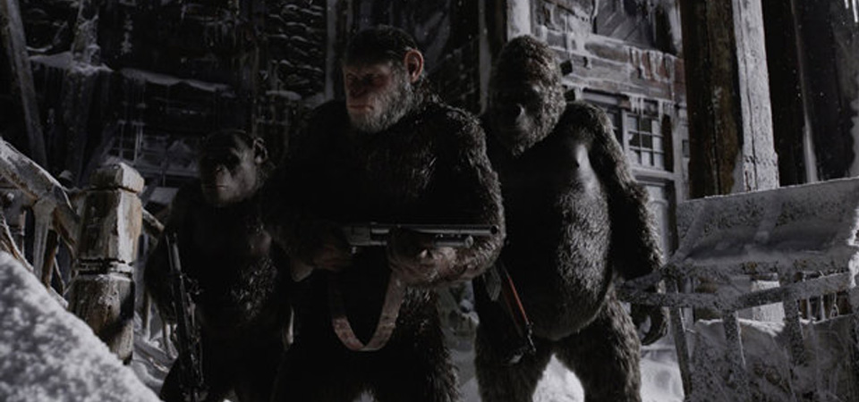 Review film: War for the Planet of the Apes