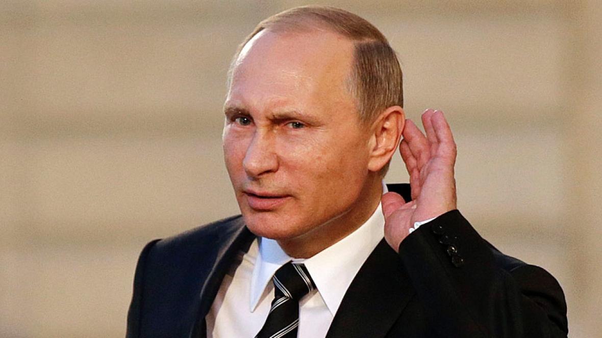 Putin Minta A.S. Pangkas 755 Staf Diplomatiknya