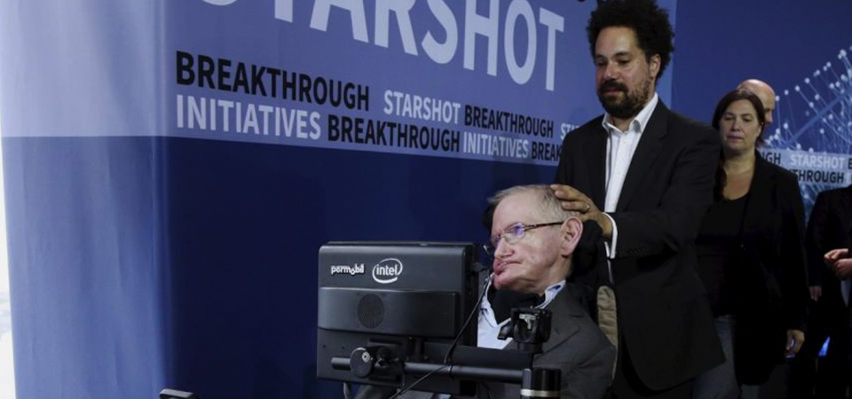 Stephen Hawking: Bumi bisa berubah menjadi planet raksasa seperti Venus
