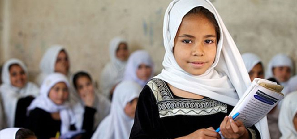 Perang, Buta Huruf dan Harapan di Afghanistan