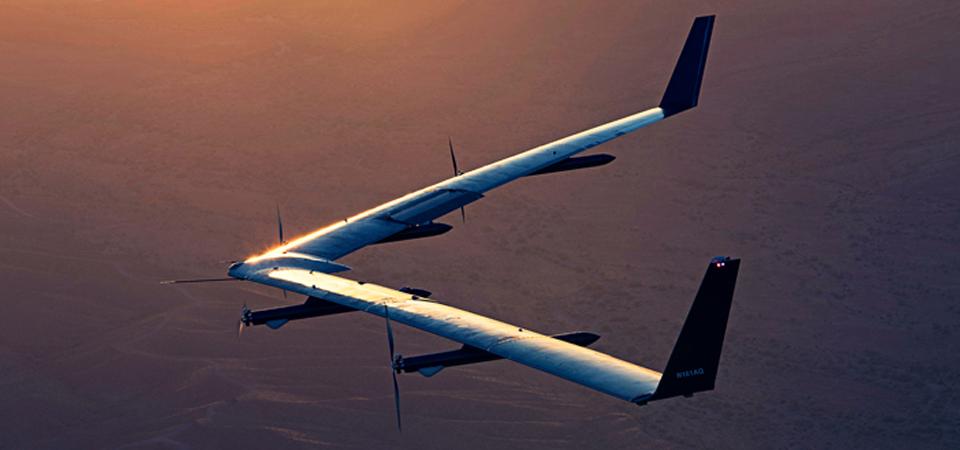 FB sukses uji coba drone untuk layanan koneksi internet global