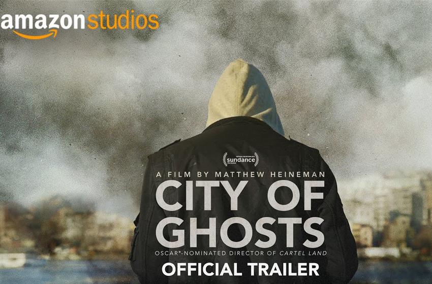 """Jurnalisme warga di """"City Of Ghosts"""", mempertaruhkan segalanya untuk kebenaran"""