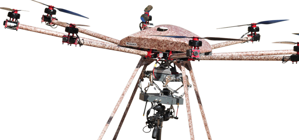 Israel dikabarkan punya drone buatan AS yang bisa luncurkan granat