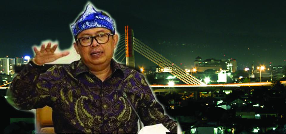 Sekda Kota Bandung Yosi Irianto Nyalon Walikota
