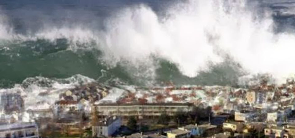 Hasil Riset: Jawa, Bali, Nusa Tenggara berpotensi digulung tsunami