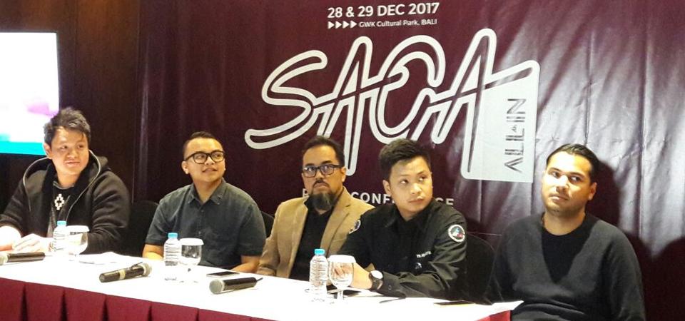 """Sambut Tahun 2018 di """"Gate of the Gods"""" Bali"""