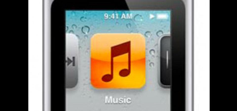 "Apple ""Museumkan"" iPod Nano Generasi 6"