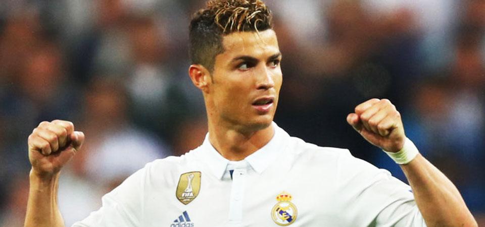 Cristiano Ronaldo Digadang Raih Lagi Ballon d'Or 2017