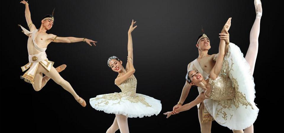 Marlupi Dance Academy Pentaskan Rama dan Sinta