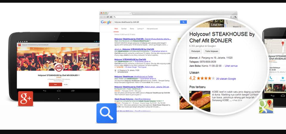 """Kabar """"Nyos"""" buat UKM, Google Kasih Fitur Gratisan Dongkrak Bisnis"""