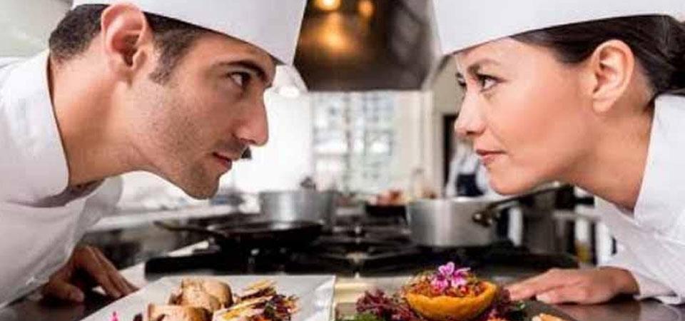 Bersaing Ketat dalam Kompetisi Kuliner Tahunan