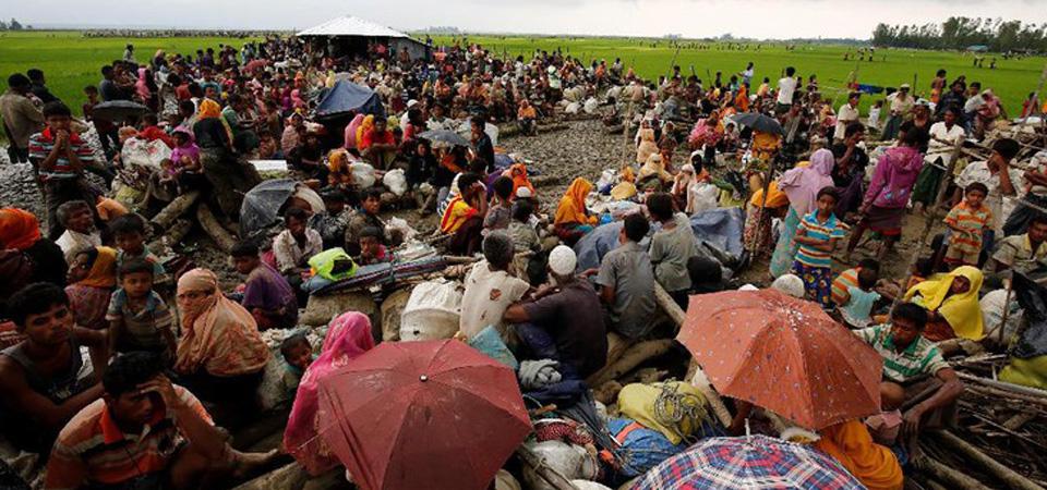 Efek eksodus warga Rohingya, Dunia Perbesar Tekanan terhadap Myanmar