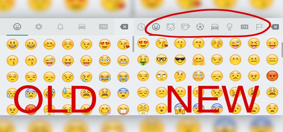 Keren, WhatsApp Akhirnya Punya Emoji Sendiri
