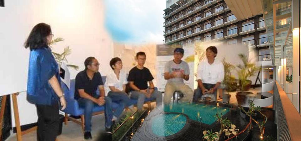 Wisata ke Bogor Sambil Bikin Sket