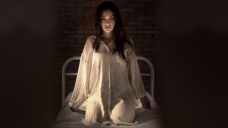 Celine Evangelista Kerasukan di Film Ruqyah-the Exorcism