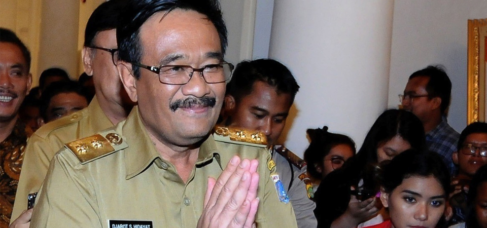 Djarot Saiful Hidayat, Lelaki Mulia Pembawa Pedang