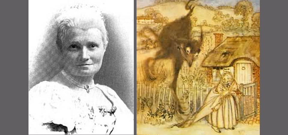 Perempuan Tua dan Hantu Jadi-jadian