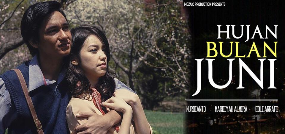 Sapardi Djoko Damono Komentari Film 'Hujan Bulan Juni'
