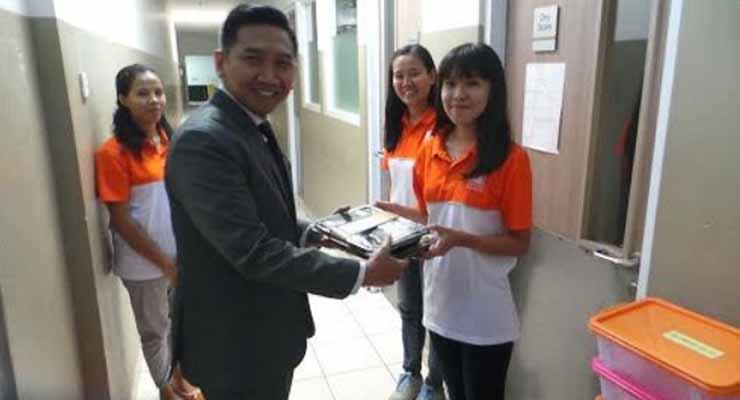 Langkah Mercure Jakarta Sabang Mengurangi Makanan Sisa