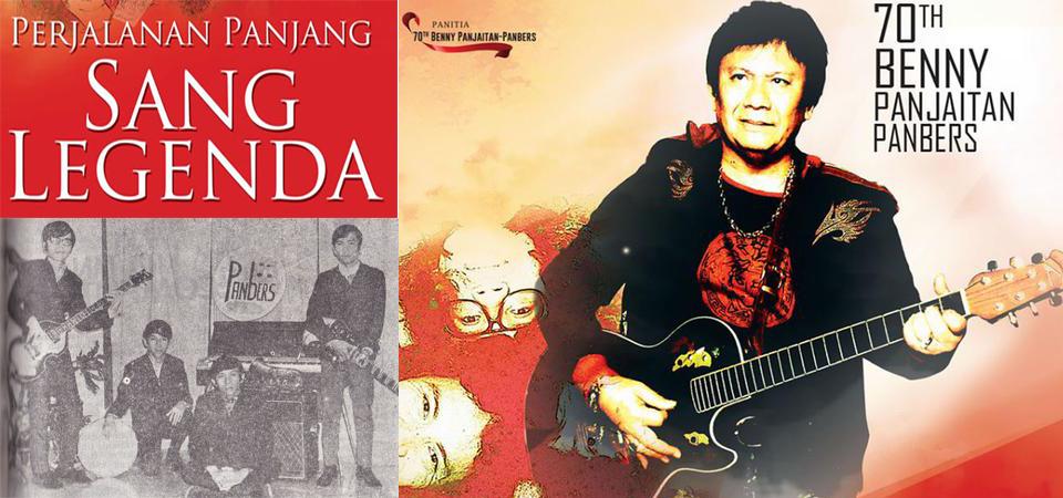 Konser dan Buku Untuk Sang Legenda Benny Panjaitan