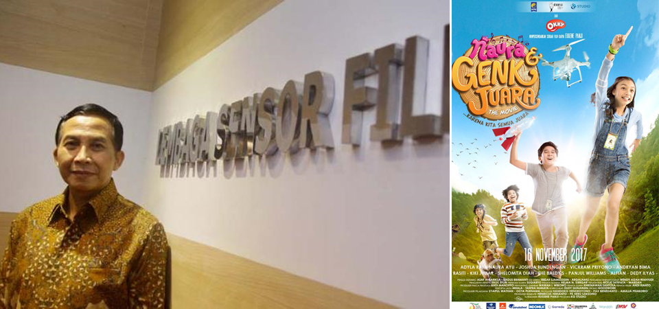"""Pernyataan LSF tentang Kontroversi Film """"Naura dan Genk Juara"""""""